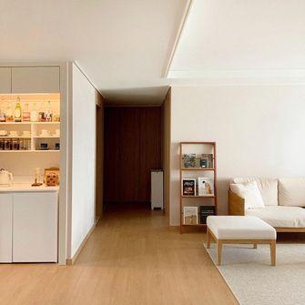 100平米三室两厅北欧风格走廊装修图片大全