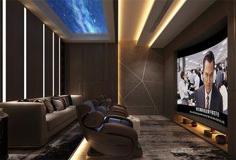 140平米别墅轻奢风格影音室欣赏图