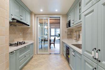 110平米三美式风格厨房图