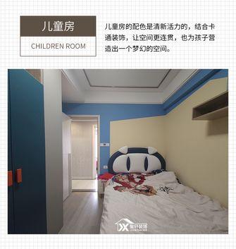 富裕型120平米四室两厅轻奢风格青少年房图片大全