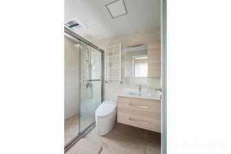 富裕型120平米三室一厅日式风格卫生间装修图片大全