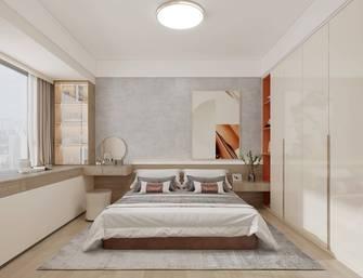 10-15万110平米三室两厅北欧风格卧室装修案例