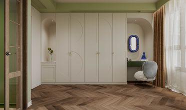 140平米三室两厅欧式风格卧室装修案例