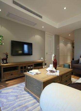 30平米小户型美式风格客厅装修效果图