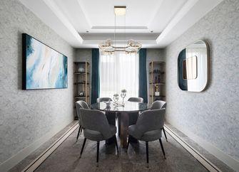 15-20万130平米四室三厅欧式风格餐厅欣赏图