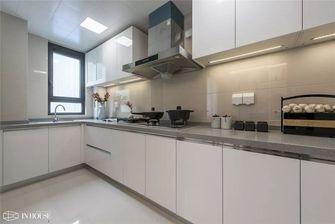 130平米三室一厅中式风格厨房装修图片大全