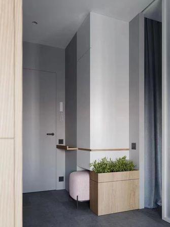 富裕型80平米现代简约风格玄关装修案例