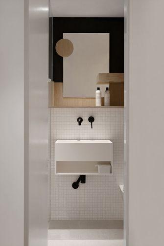 10-15万50平米小户型日式风格卫生间装修效果图