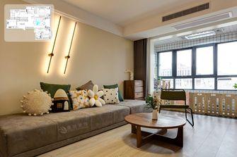 富裕型140平米四室两厅混搭风格客厅图片