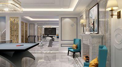 140平米别墅法式风格健身房装修效果图