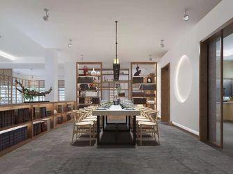 豪华型140平米别墅田园风格餐厅图片