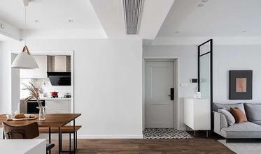 5-10万140平米四室一厅现代简约风格客厅设计图
