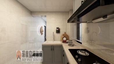 富裕型120平米三室两厅中式风格厨房装修图片大全