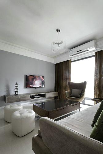 20万以上120平米三室一厅北欧风格客厅装修案例