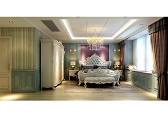 10-15万140平米三室两厅新古典风格卧室图片