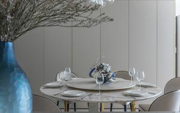 15-20万120平米四室两厅轻奢风格餐厅设计图
