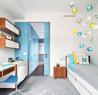 10-15万140平米四室一厅混搭风格卧室装修效果图