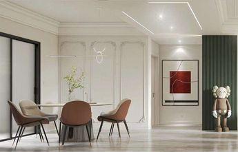 15-20万80平米三室两厅法式风格餐厅装修案例