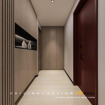 3-5万130平米三室两厅现代简约风格玄关图片