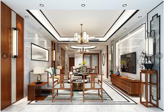 10-15万三室三厅中式风格客厅图片大全