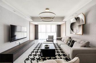 经济型130平米四室一厅北欧风格客厅设计图