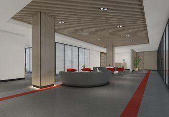 140平米公装风格客厅图片