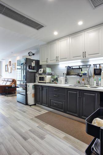 15-20万100平米北欧风格厨房装修图片大全
