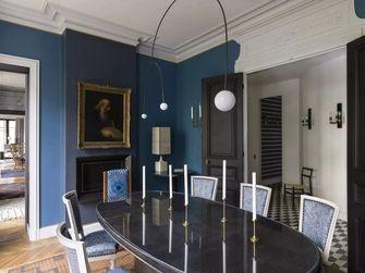5-10万90平米法式风格餐厅装修效果图