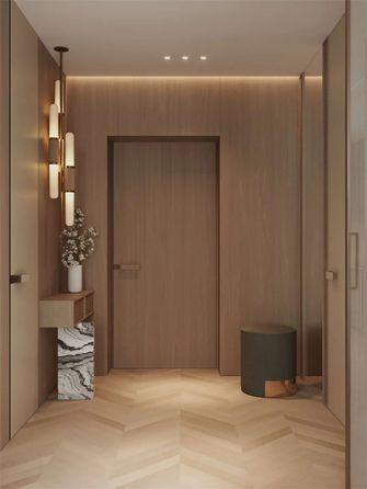 10-15万100平米现代简约风格玄关装修案例