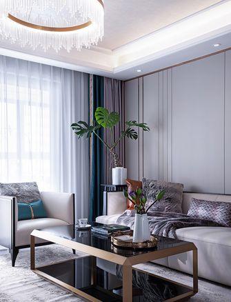 法式风格客厅装修案例