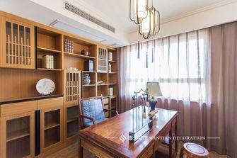 20万以上140平米四室两厅新古典风格书房图