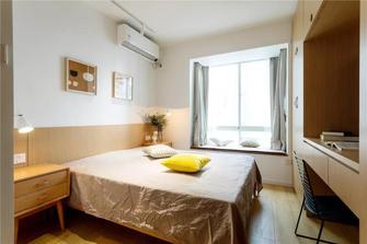 30平米超小户型现代简约风格卧室装修效果图