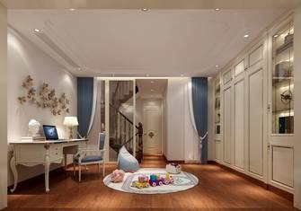 豪华型140平米四欧式风格书房装修效果图