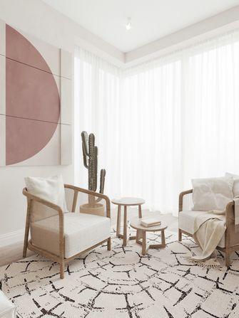 15-20万80平米北欧风格客厅设计图