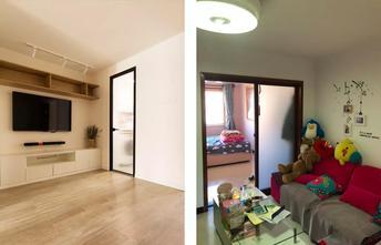 15-20万50平米小户型日式风格客厅装修案例