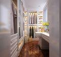 豪华型140平米别墅欧式风格衣帽间装修案例