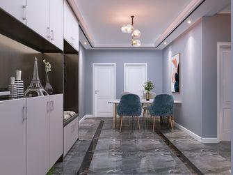 富裕型130平米三室两厅法式风格玄关欣赏图