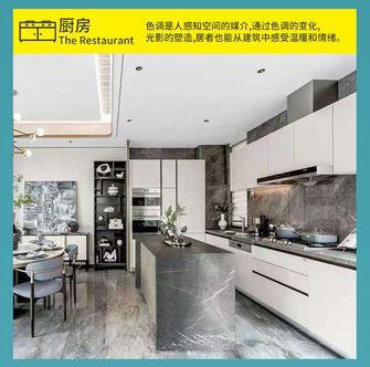120平米三中式风格厨房装修案例