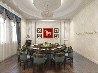 140平米公装风格客厅效果图