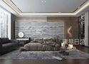20万以上140平米别墅法式风格卧室图片