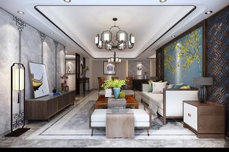 豪华型140平米复式中式风格衣帽间欣赏图