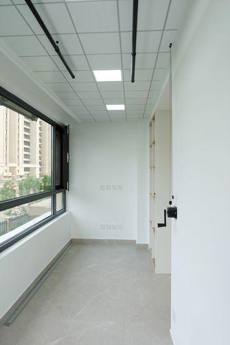 140平米三现代简约风格阳台图片