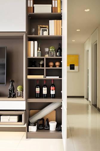 豪华型140平米四室一厅欧式风格书房图片