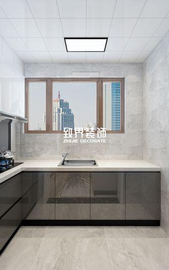 3-5万40平米小户型现代简约风格厨房欣赏图