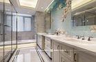 20万以上140平米美式风格卫生间装修案例