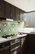 15-20万50平米小户型新古典风格厨房欣赏图