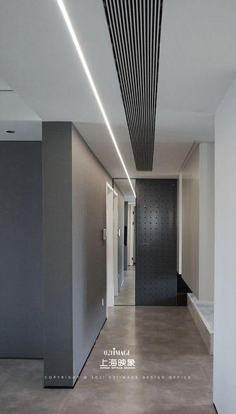 15-20万130平米三室两厅现代简约风格玄关装修案例