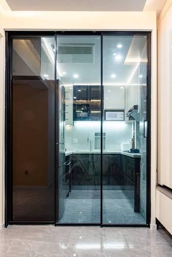 5-10万80平米现代简约风格厨房图