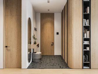 富裕型90平米北欧风格走廊装修图片大全
