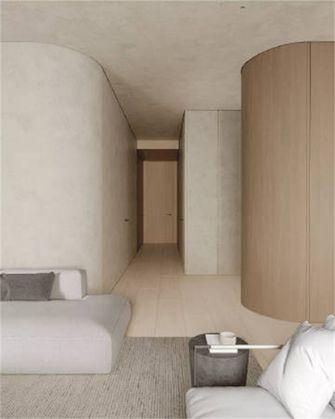 5-10万100平米三室一厅新古典风格走廊装修案例